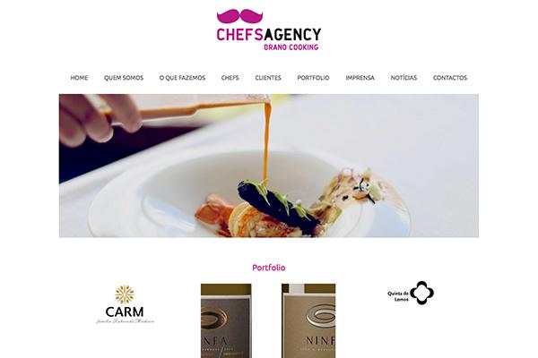 Site - Chefs Agency v2