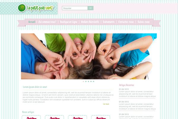 Le Petit Pois Vert (proposal)