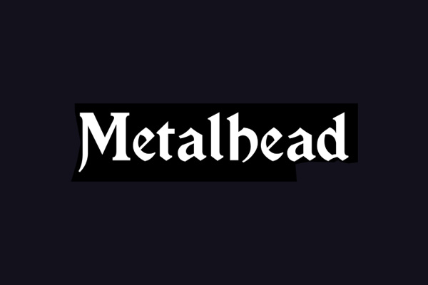 Logo - Metalhead