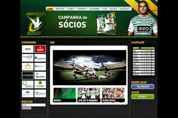 Site - Agronomia Rugby