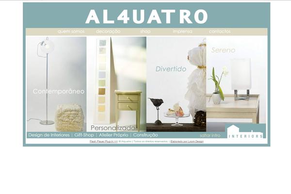 Site - Al4uatro