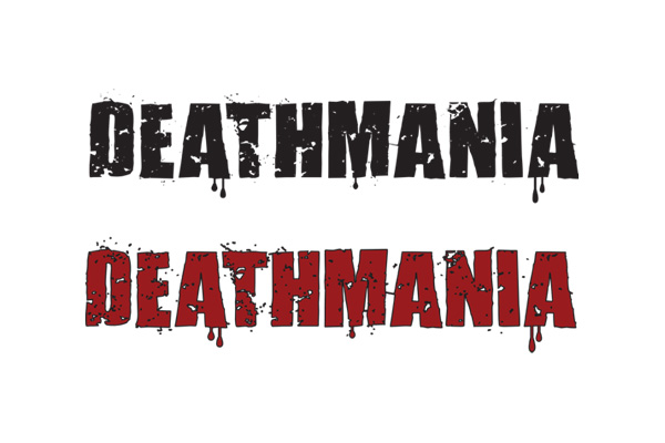 Logo - Deathmania