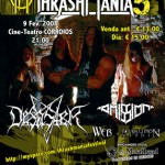 Graphic - Poster ThrashMania 5