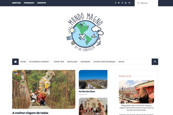 Blog - Mundo Magno