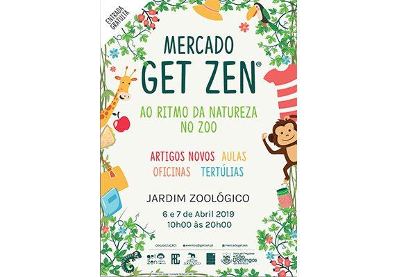 Mercado Get Zen - Flyer