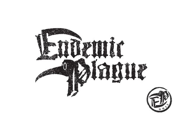 Logotipo Endemic Plague