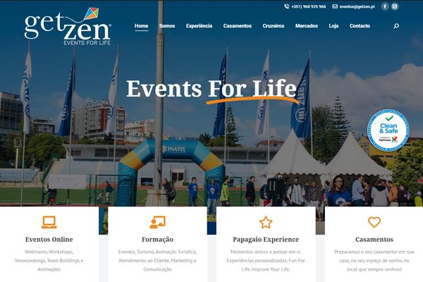 Loom Design - Website Get Zen